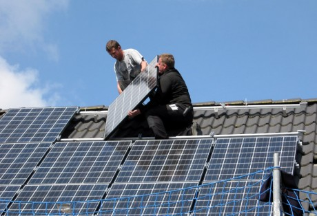 7 kWp-Anlage auf Hausdach